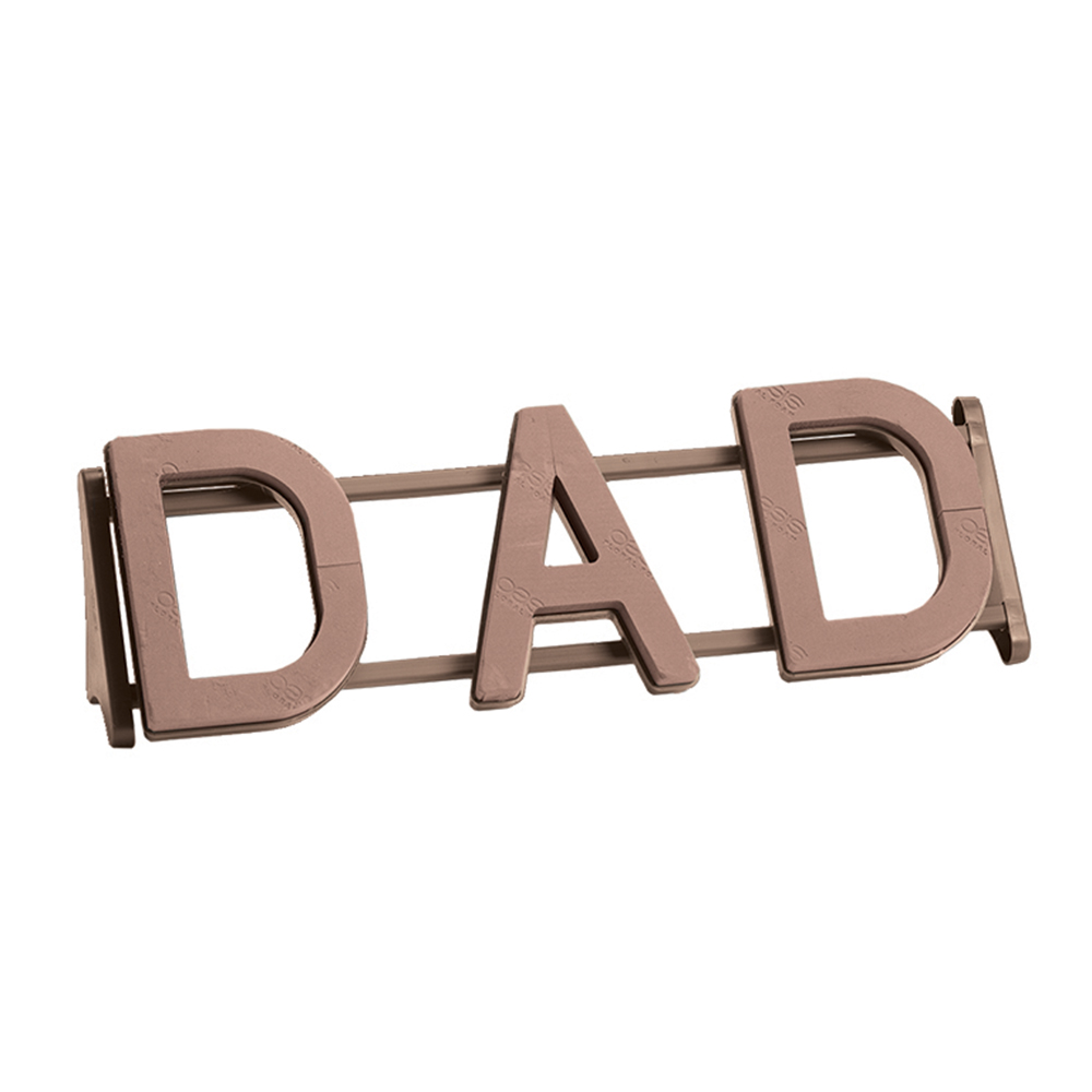 OASIS® NATUREBASE® Bio Floral Foam Name DAD Frame