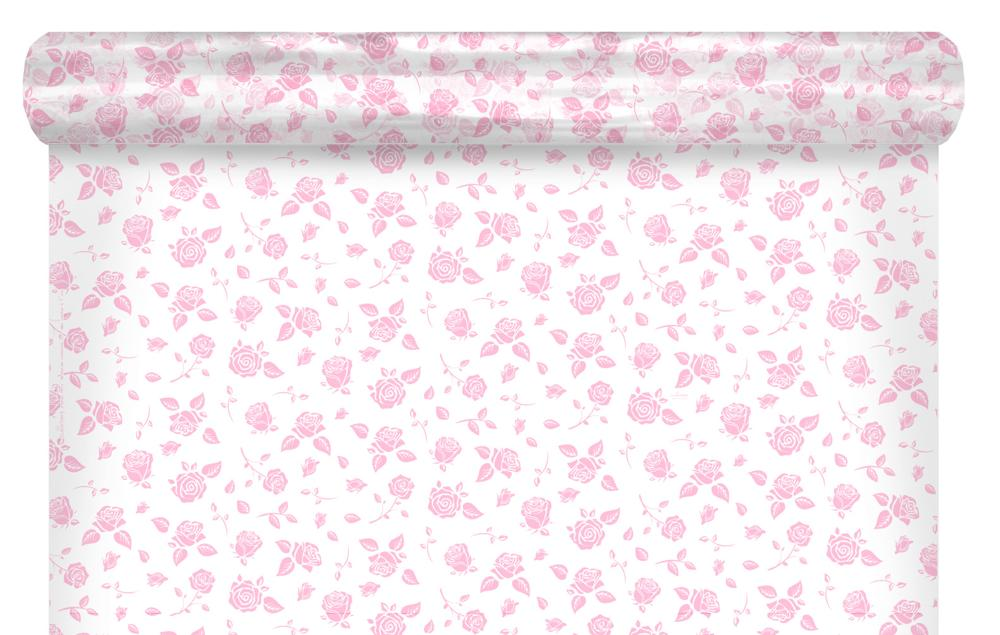 Maria Pink Cellophane Roll 0.80x 100m