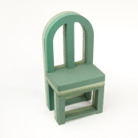 OASIS® FOAM FRAMES® Ideal Floral Foam Vacant Chair
